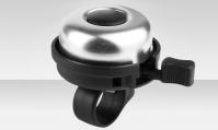 Звонок FY-034A-S/S/BK чёрно-серебристый