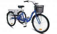 """Велосипед трёхколёсный Energy-III 26""""(16)"""