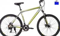 Велосипед горный Hurrikan Disc 27,5 (2018)