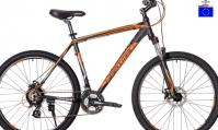 Велосипед горный Hurrikan Pro Disc 27,5 (2018)