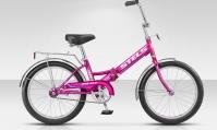 """Велосипед складной подростковый Pilot-310 20"""" 16"""