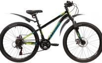 """Подростковый велосипед  Stinger 24"""" Element Evo 12"""" оранжевый, TZ500/TY300/TS38; 3x7ск"""