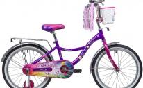 """Подростковый велосипед GIRLZZ 20"""""""
