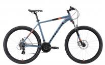Велосипед горный ROUTER 27.3 D (2019)