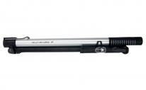 Насос для велосипеда GIYO GM-81, до 160 psi (11 атм), с манометром.