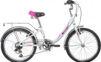 "Детский велосипед NOVATRACK ANCONA 20"""