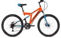 """Двухподвесный велосипед Hilander D 26"""""""
