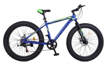 Велосипед fat bike Avenger C262D 26""