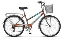 """Велосипед женский 7-и скоростной Navigator-250 Lady 26"""".16"""
