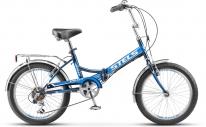 """Велосипед складной с колёсами 20"""" 6скоростей Pilot-450 20"""" Z011"""