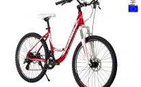 Велосипед горный женский Runa Disc 26 (2019)