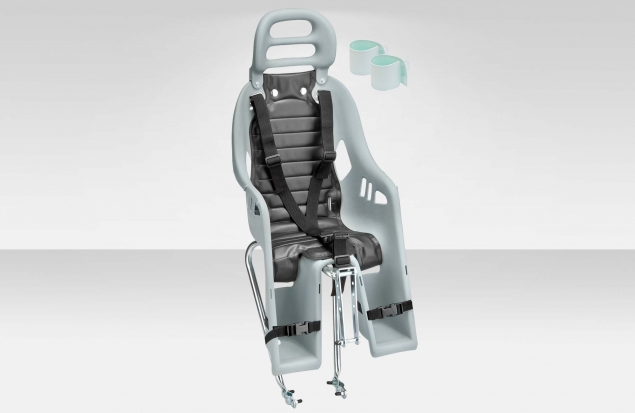 Кресло детское SW-BC-117 Flinger пластиковое заднее, крепление вместо багажника