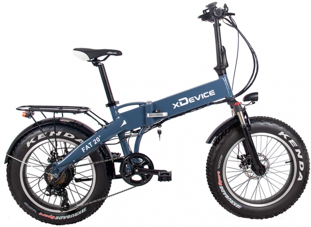 "Электровелосипед xDevice xBicycle 20""FAT 500W"