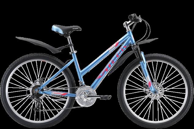 Велосипед женский STARK Luna 26.1 D