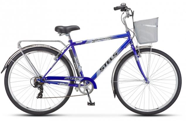 """Велосипед городской 7скоростной Navigator-350 Gent 28"""" Z010"""