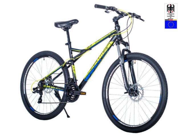 Велосипед горный Black Stone PRO 27'5 (2020)