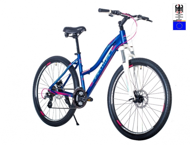 Велосипед горный женский Diora Disc 27'5 (2020)