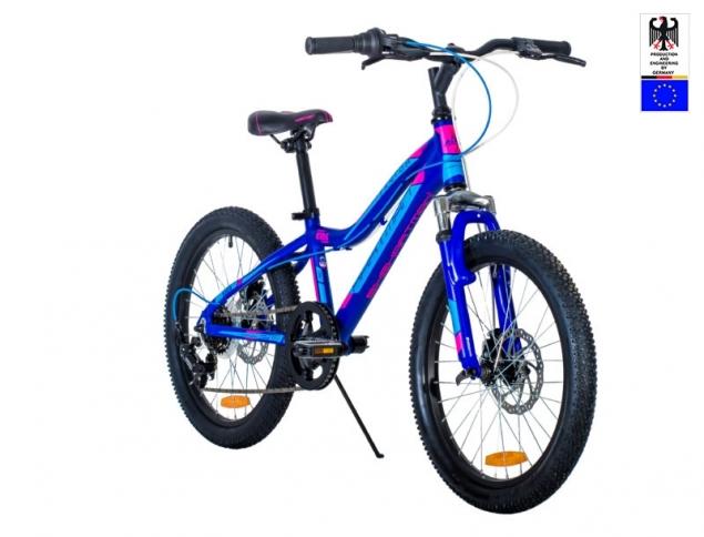 Велосипед подростковый Hartman Fantom 20 PRO Disk (2020)