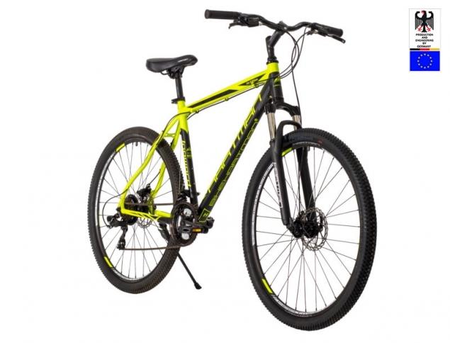 Велосипед горный Ingword DISC 29 (2018)