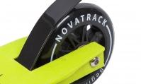 Самокат трюковый NOVATRACK WOLF EL 110