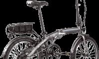Компактный городской велосипед с электроприводом STARK E-Jam 20.1 V