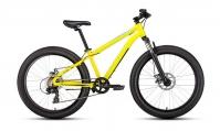 Велосипед Forward Bizon Mini 24 (2021) желтый