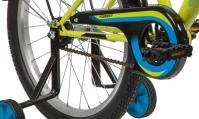 """Детский велосипед NOVATRACK  FOREST 20"""" зеленый"""