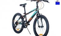 """Велосипед подростковый Hartman Lucky 20"""" (2020)"""