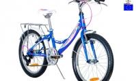 Велосипед подростковый Hartman Alba 20 (2020)