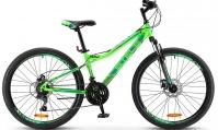 """Велосипед горный Navigator-510 MD 26"""" V010 неоново-зелёный"""