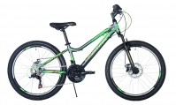 "Велосипед Hartman Shadow Disc 24"" (2020)"