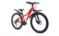 Велосипед FORWARD TWISTER 24 2.0 disc (2021)