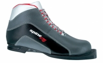 Ботинки лыжные 75 мм SPINE X5 (кожа)