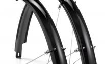 Крылья Flinger FE-115FR, полноразмерные для велосипедов 27,5 , металлопластик, комплект