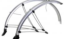 """Крылья комплект со светоотражающем покрытием для велосипедов 28""""/29"""", ширина 56 мм"""