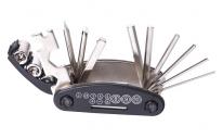 Мультитул Kenli KL-9802, 15 функций , складной