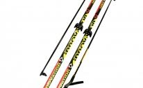 Лыжный Комплект STC STEP с креплением 75 мм.