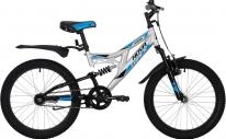 """Подростковый велосипед SHARK 20"""" 1 скоростной"""