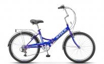 """Велосипед складной с колёсами 24"""" 6скоростей"""