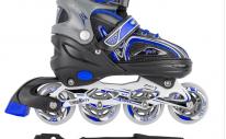Раздвижные коньки-ролики MaxCity VOLT ICE