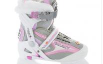 Раздвижные коньки СК (Спортивная Коллекция) Galaxy Girl