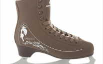 Фигурные коньки СК (Спортивная Коллекция) Princess Lux Beige