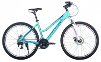 "Велосипед Hartman Uria Pro Disc 27.5"" (Basis) (2021)"