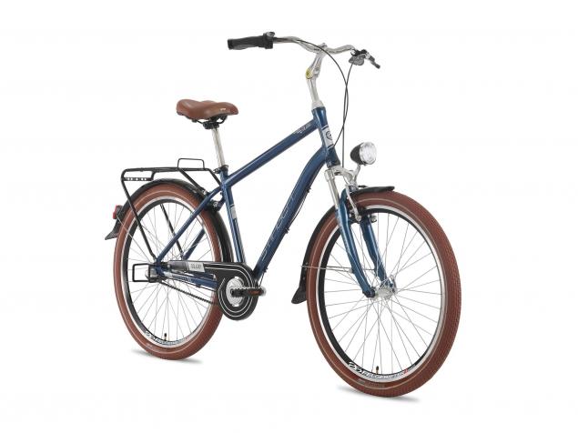 Cтильный городской велосипед Stinger Toledo с колесами 26