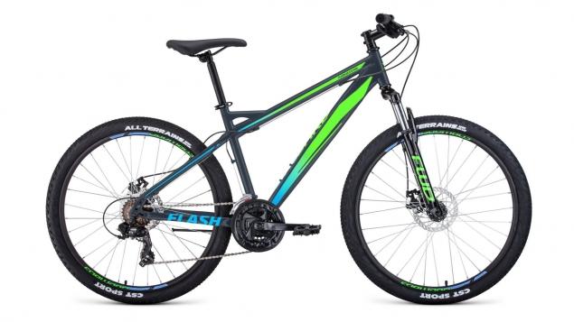 Велосипед FORWARD FLASH 26 1.0 (2021)