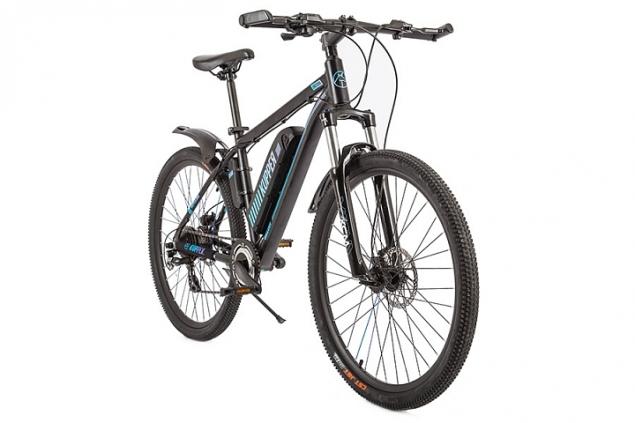 Велогибрид Kupper Unicorn с ручкой газа