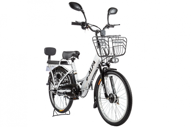 Велогибрид e-ALFA