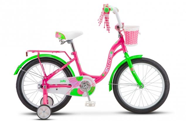 """Велосипед детский Jolly 18"""" V010"""