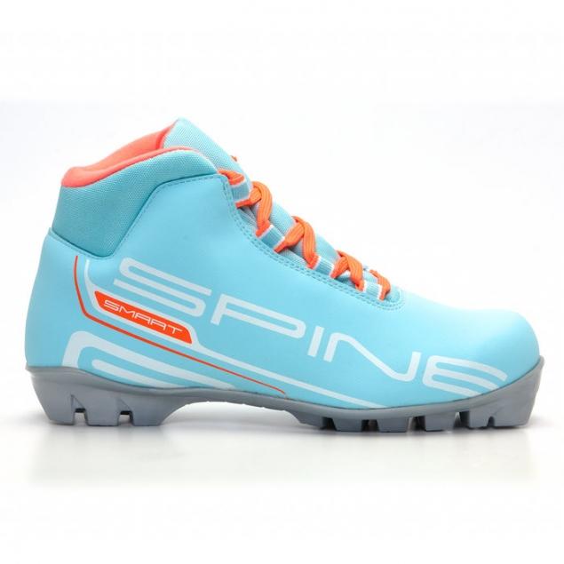 Лыжные ботинки SPINE NNN Smart Lady (357/40) (бирюзовый)