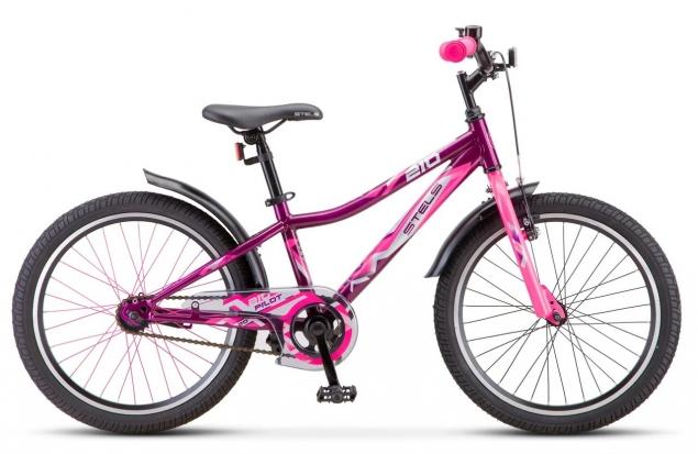 Велосипед детский Stels Pilot 210 20 Z010